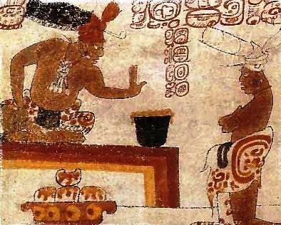 The ancient Maya revered chocolate.