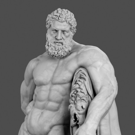 Eat superfoods, and have a body like Hercules.