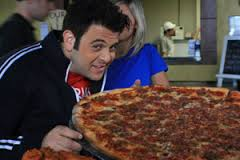 Could you eat it? Adam Richman is amazing.